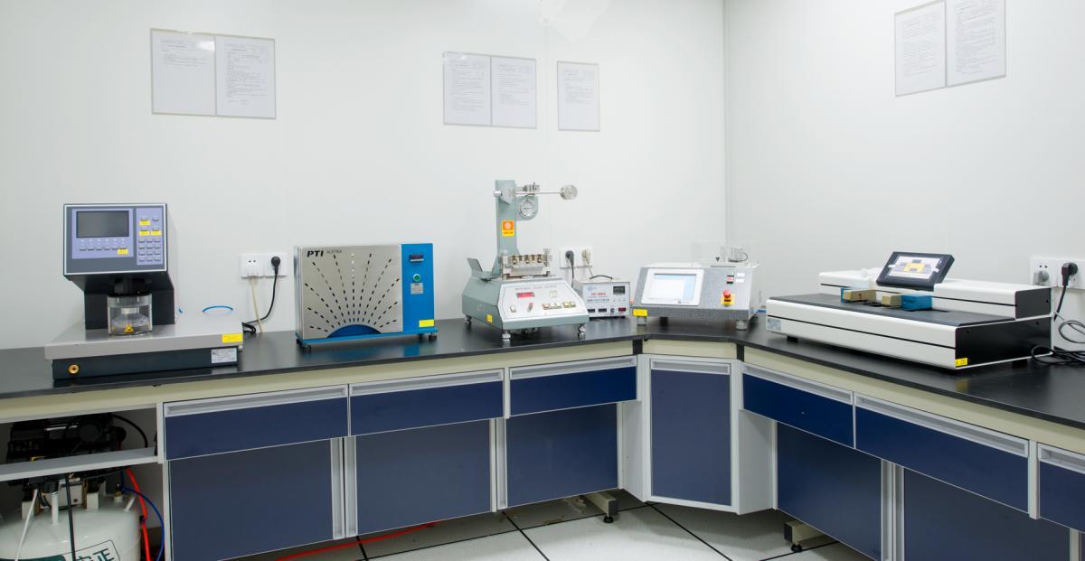 實驗室-測試